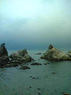 きびしい冬の日本海おおらかでもあり優しくもあり