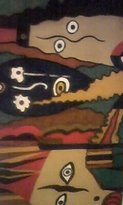 ファーラウトにある昔描いた絵