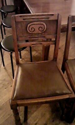 フライングティーポットの豚椅子が好き