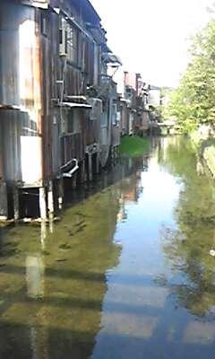 佐賀の水路