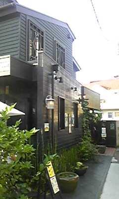 鎌倉の骨董カフェ、ミルクホール。